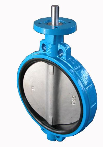 Bare Stem Butterfly Valve - copy