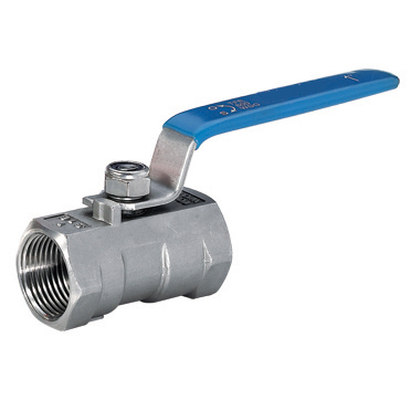 1Pc Threaded Ball Valve