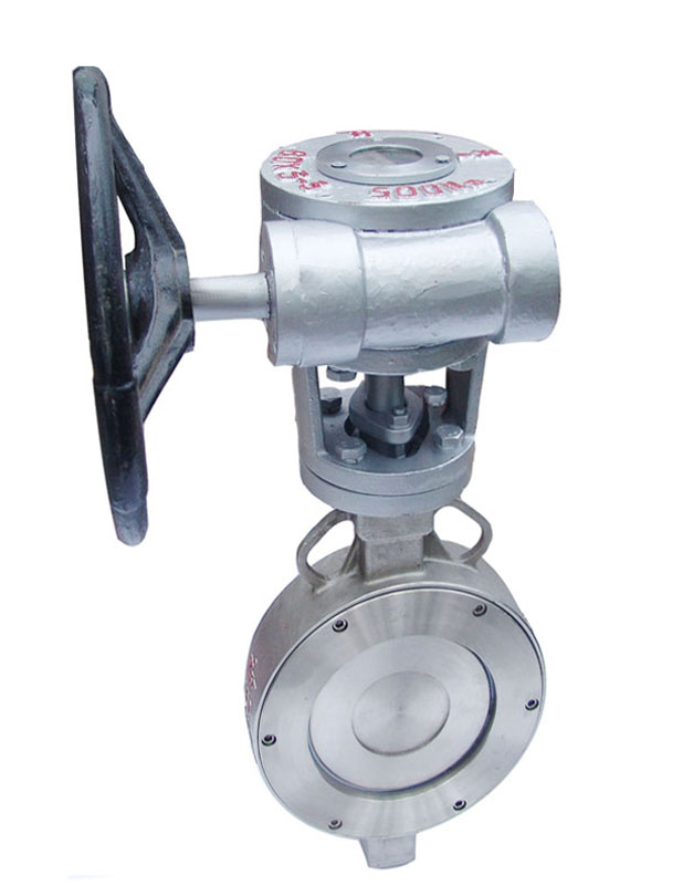 Single Eccentric Butterfly Valve