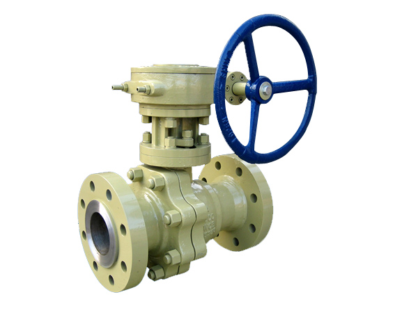 Reduced Bore Floating Ball Valve