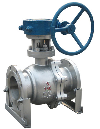 Full Bore Floating Ball Valve