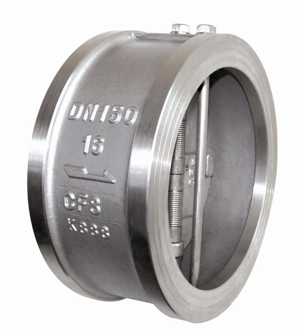 Wafer Type Dual-plate Check Valve